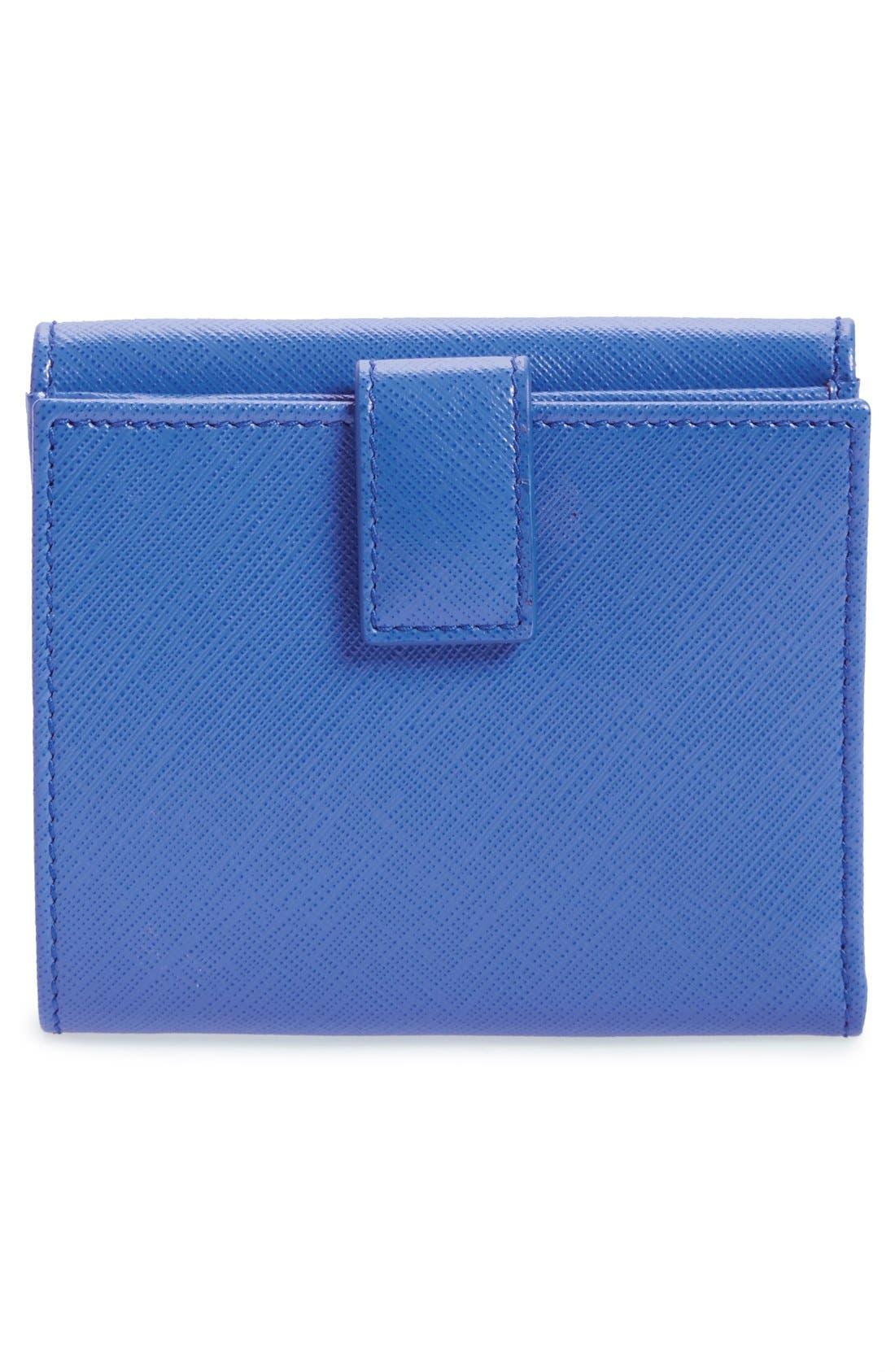 Alternate Image 4  - Salvatore Ferragamo Saffiano Calfskin Leather Wallet