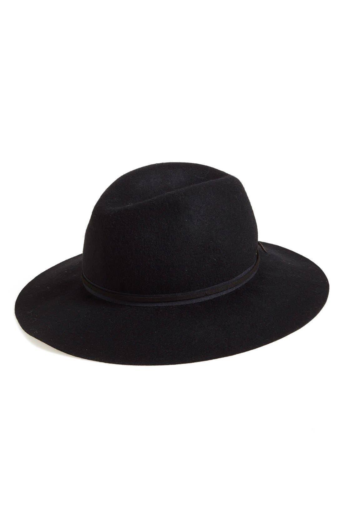 Alternate Image 1 Selected - Hinge Felted Wool Panama Hat