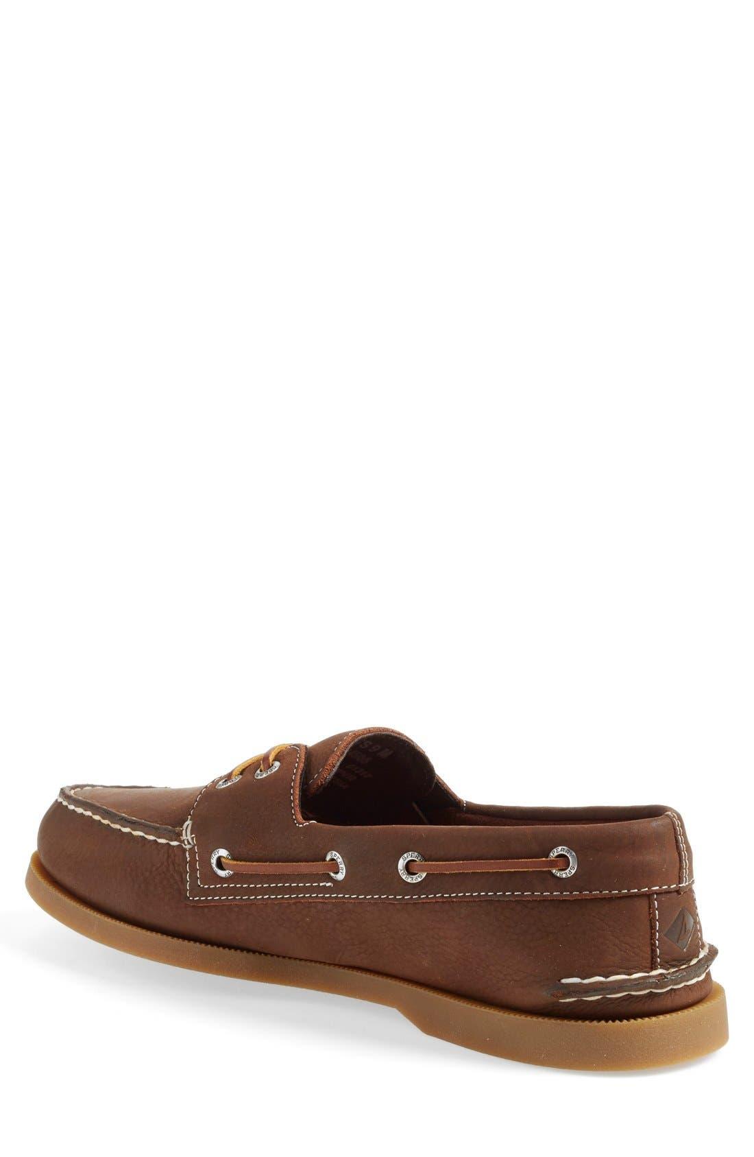 Alternate Image 2  - Sperry 'Authentic Original' Boat Shoe (Men)