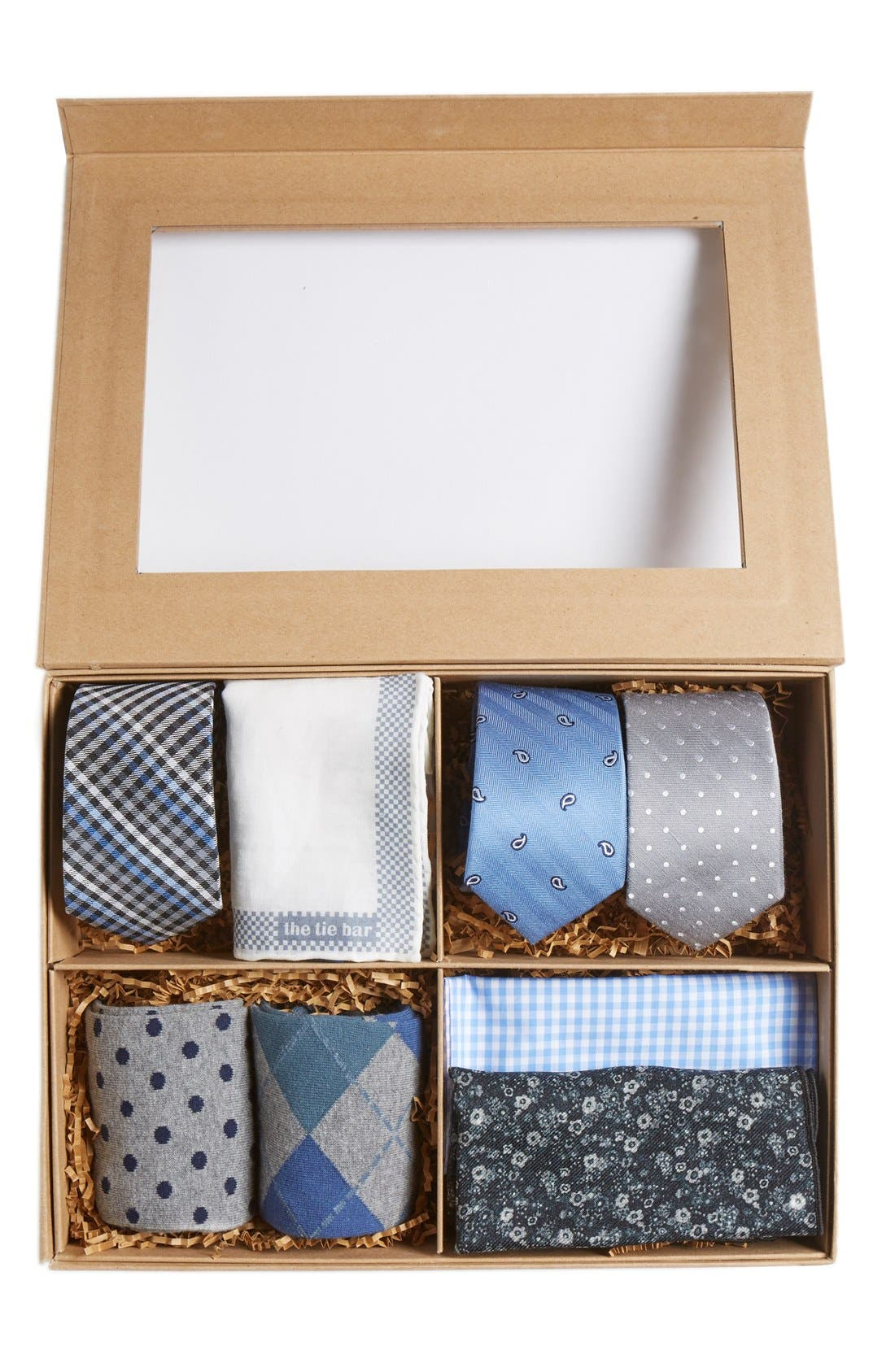 The Tie Bar Large Style Box