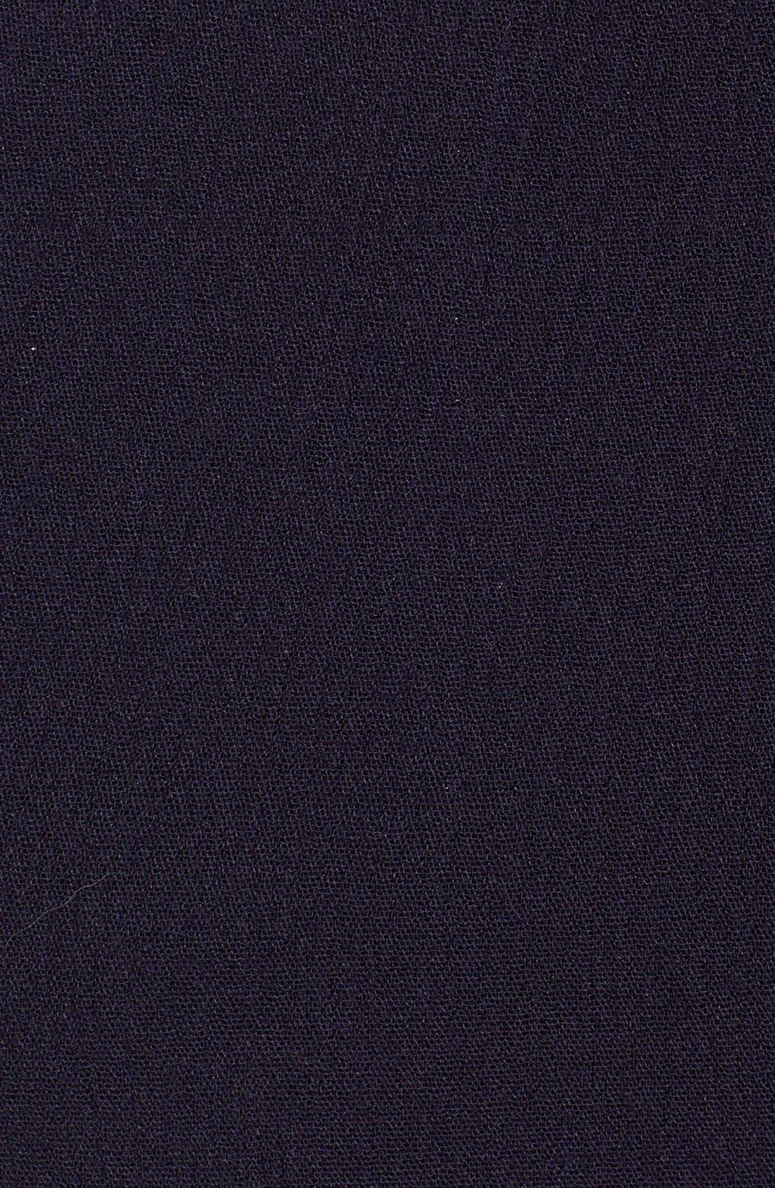 Alternate Image 5  - Sun & Shadow Lace Trim Off the Shoulder Romper