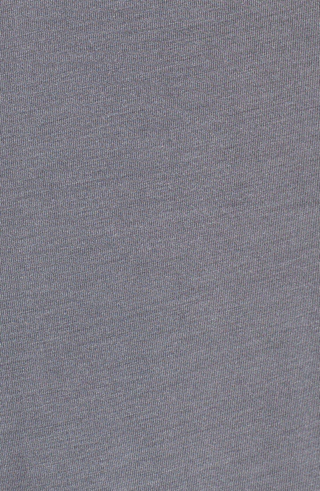 Alternate Image 5  - Calvin Klein 'Essentials' Short Robe