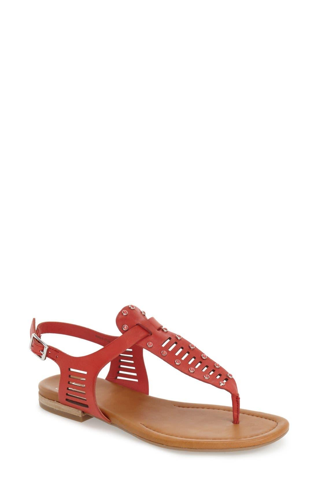 Alternate Image 1 Selected - SARTO by Franco Sarto 'Sarita' Thong Sandal (Women)