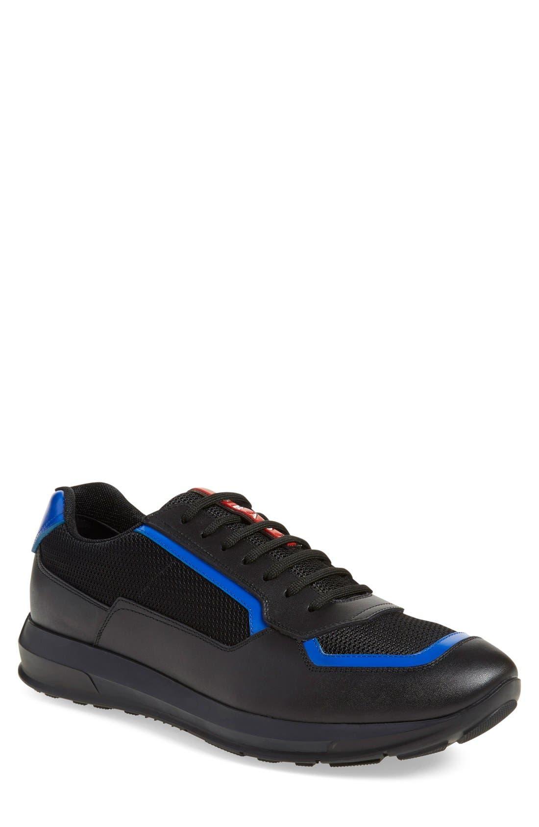 PRADA LINEA ROSSA 'Runner' Sneaker