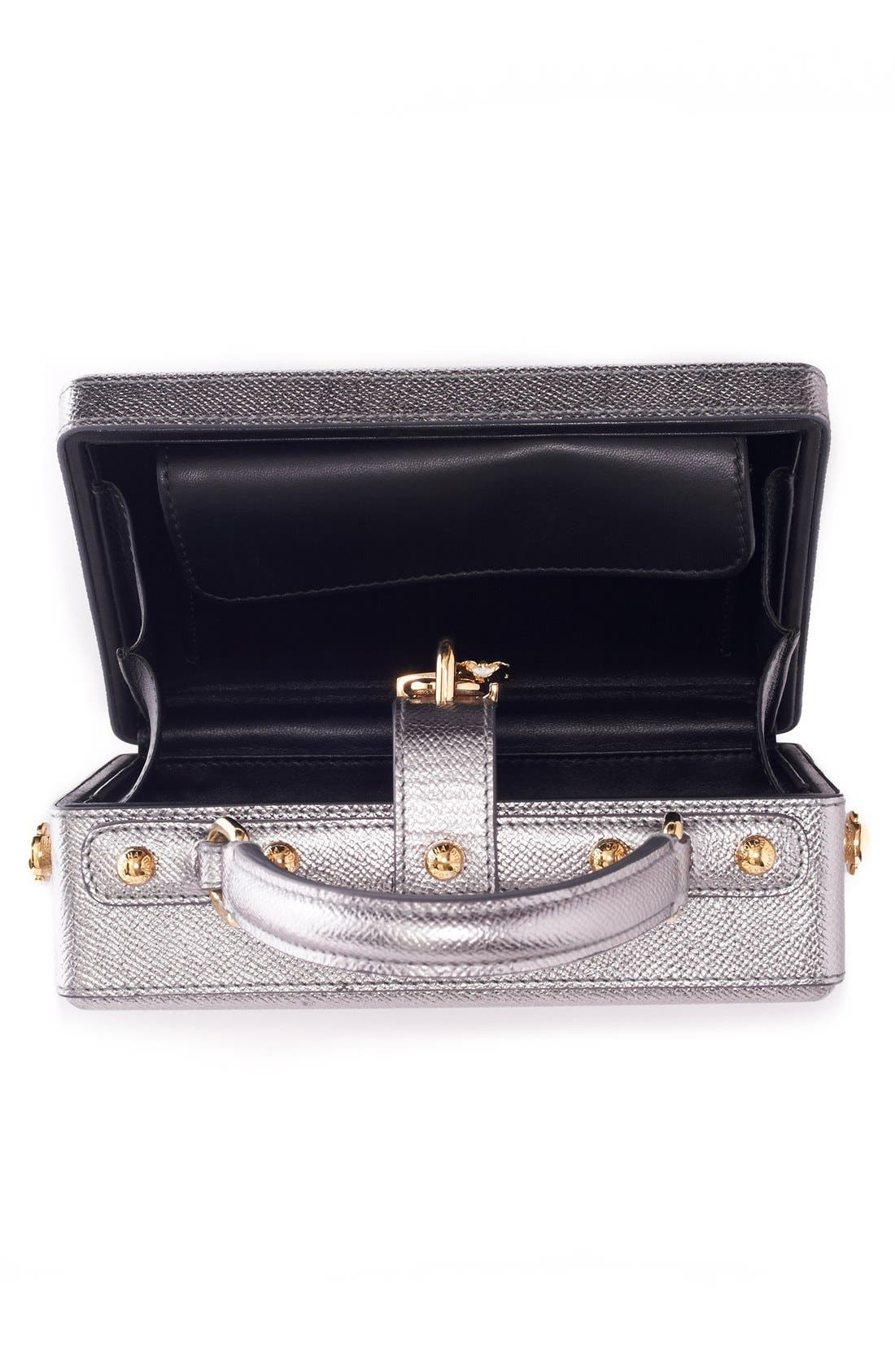 Alternate Image 3  - Dolce&Gabbana 'Patch Family' Box Bag