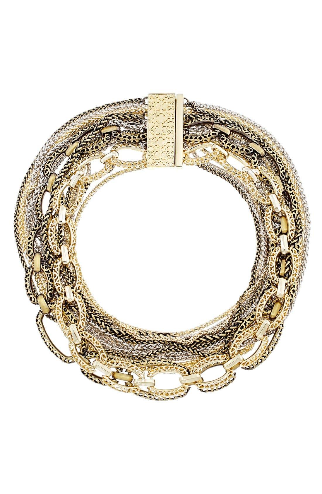 Alternate Image 3  - Kendra Scott 'Marci' Mulistrand Collar Necklace