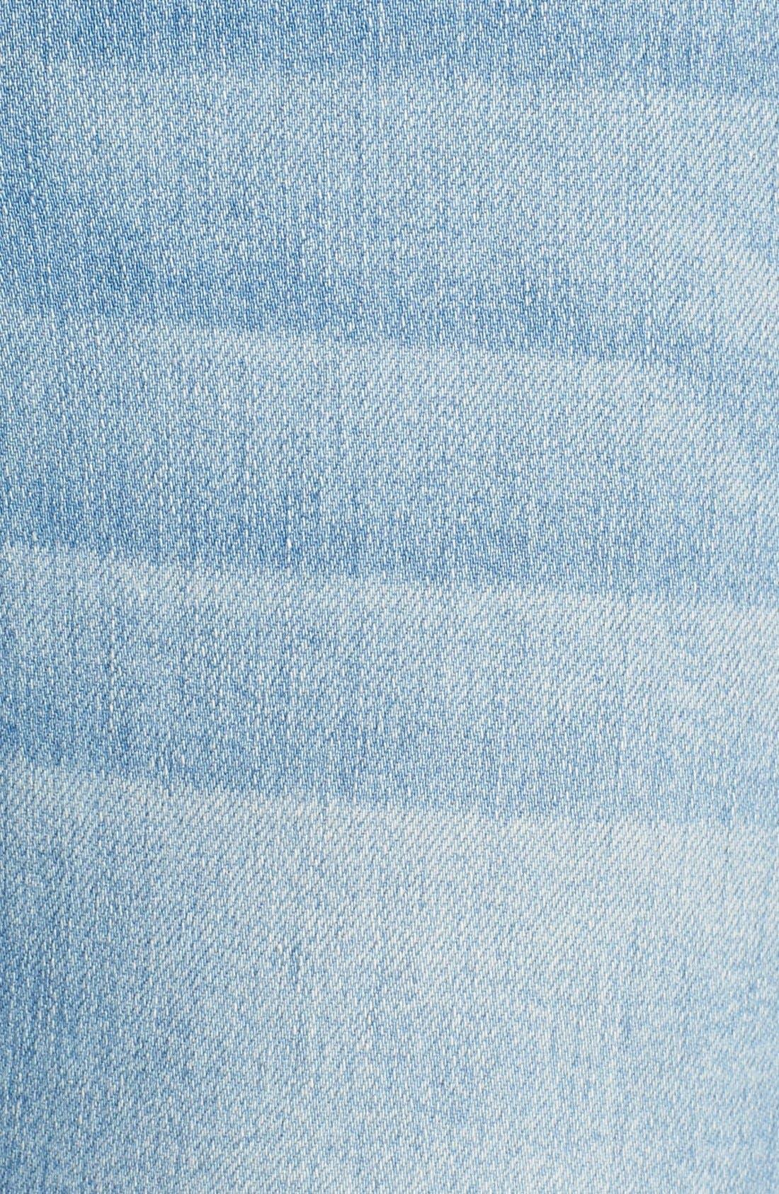 Alternate Image 5  - Cheap Monday 'High Spray' High Rise Skinny Jeans (Stone Bleach)
