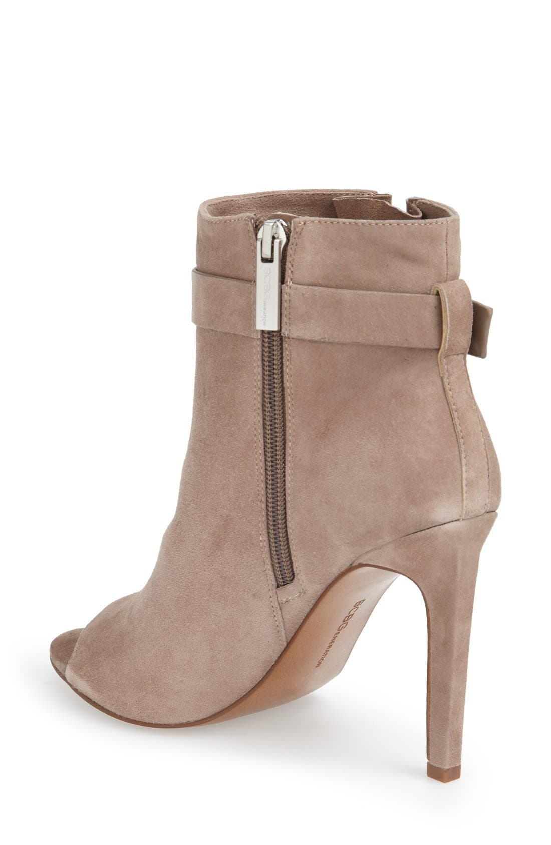 Alternate Image 2  - BCBGeneration 'Carolena' Peep Toe Bootie (Women)