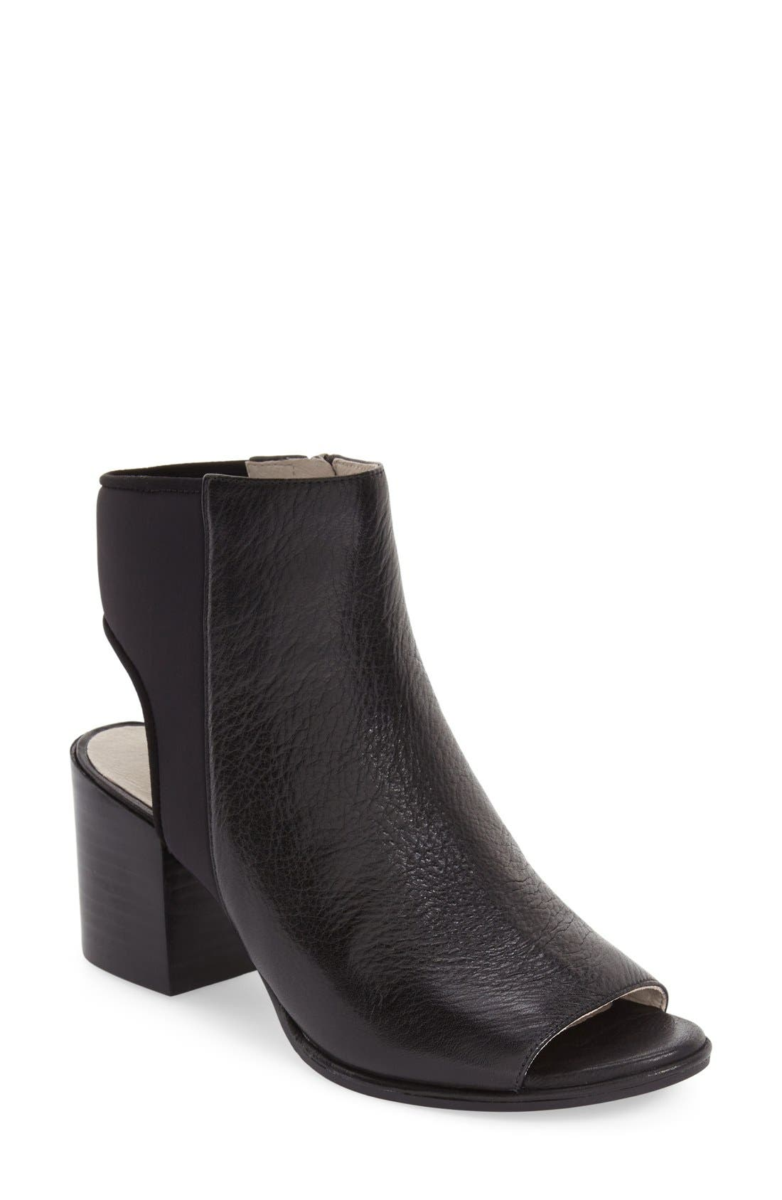 Main Image - Kenneth Cole New York 'Charlo' Open Toe Bootie (Women)