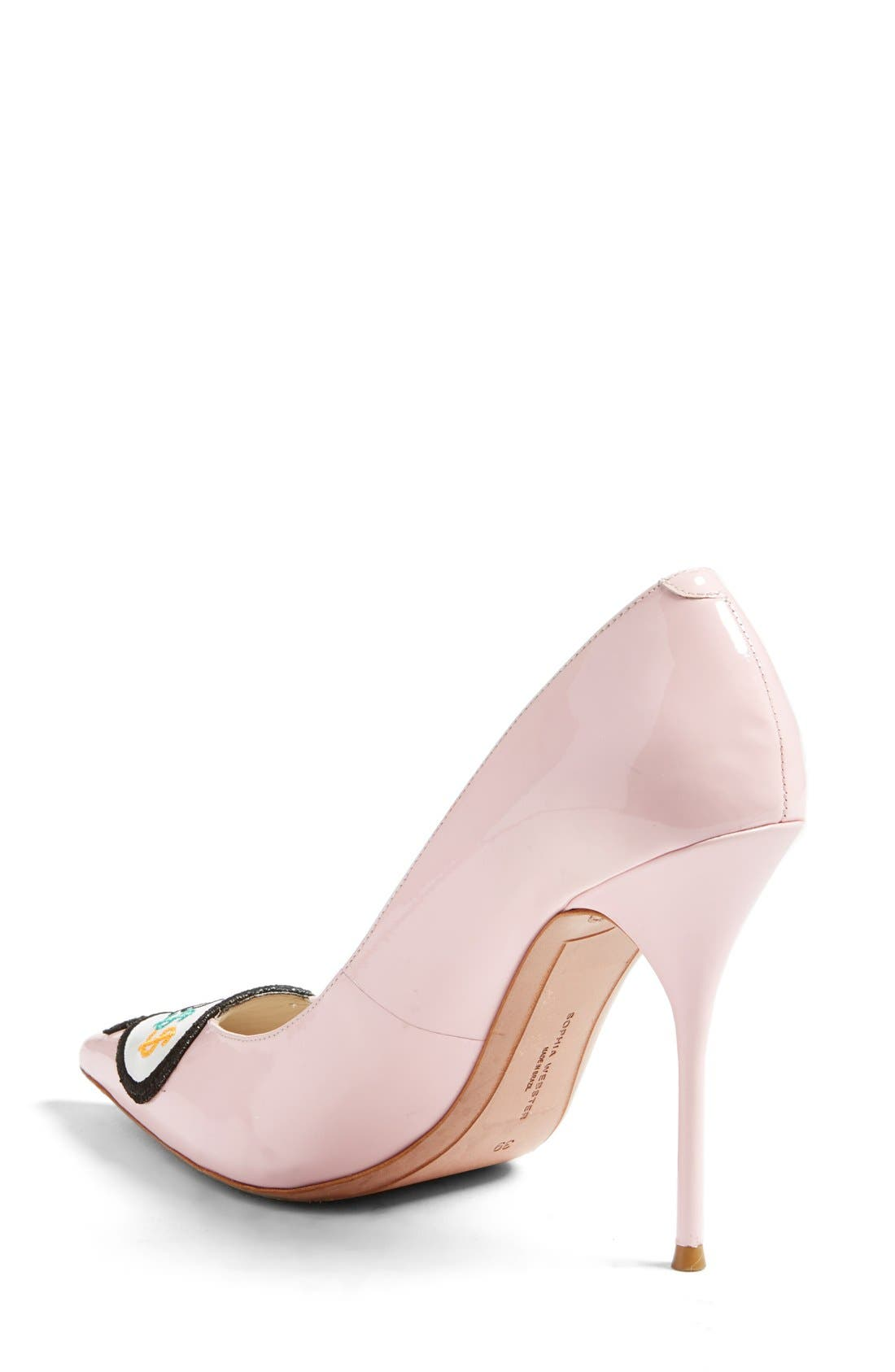 Alternate Image 3  - Sophia Webster 'Boss Lady' Pointy Toe Pump (Women)