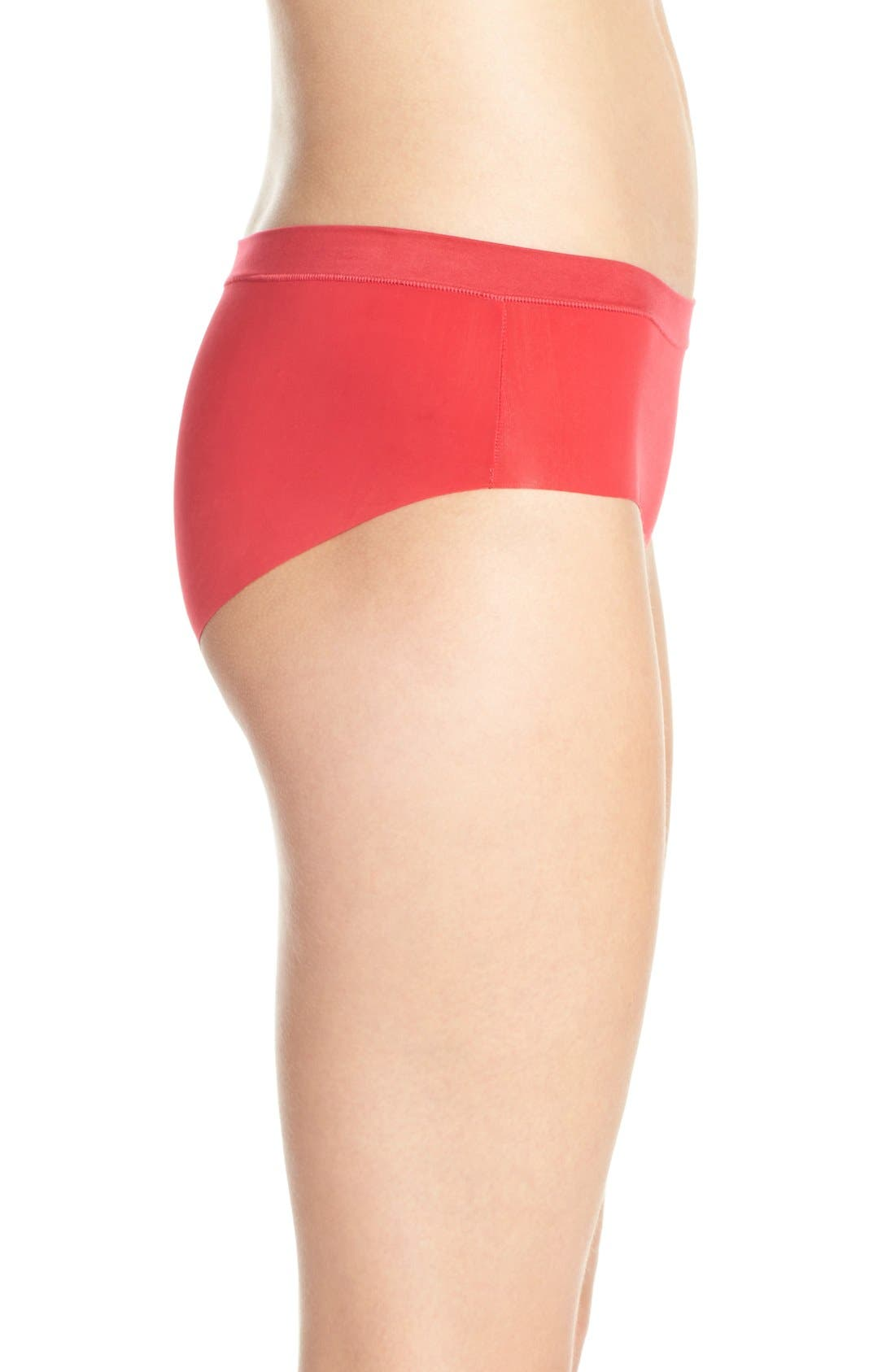 Alternate Image 3  - DKNY 'Fusion' Hipster Briefs