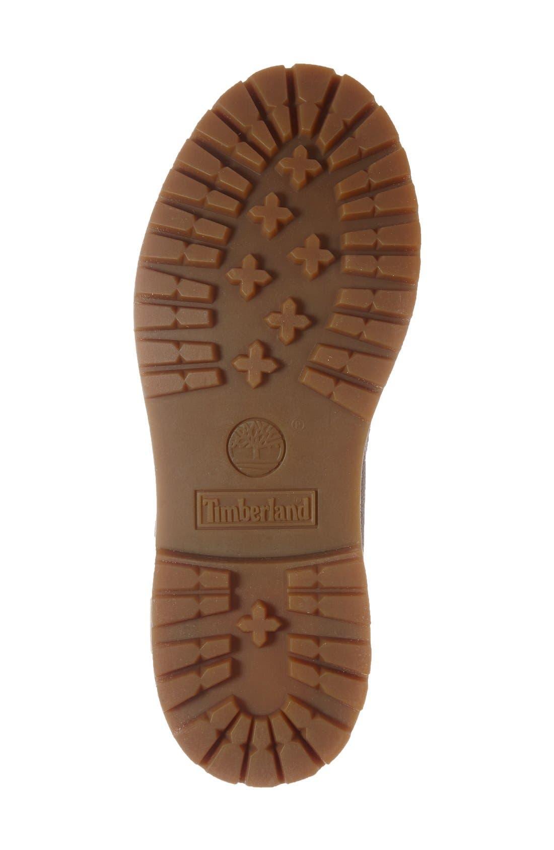 Alternate Image 4  - Timberland '6 Inch Premium' Waterproof Boot (Women)