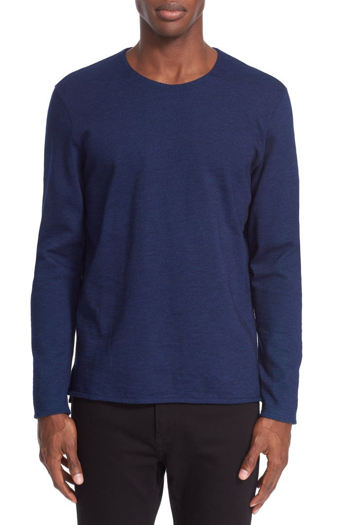 Levi 39 s made crafted long sleeve t shirt nordstrom for Levis made and crafted shirt