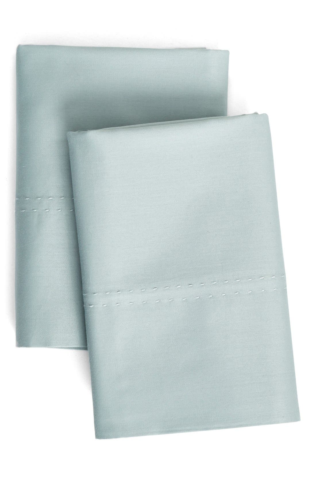 Main Image - Nordstrom at Home 400 Thread Count Standard Pillowcases (Set of 2)