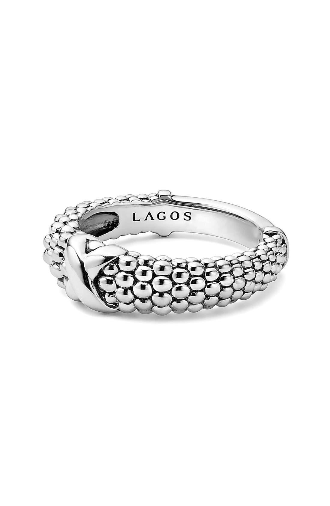 Alternate Image 2  - LAGOS 'Signature Caviar' Ring