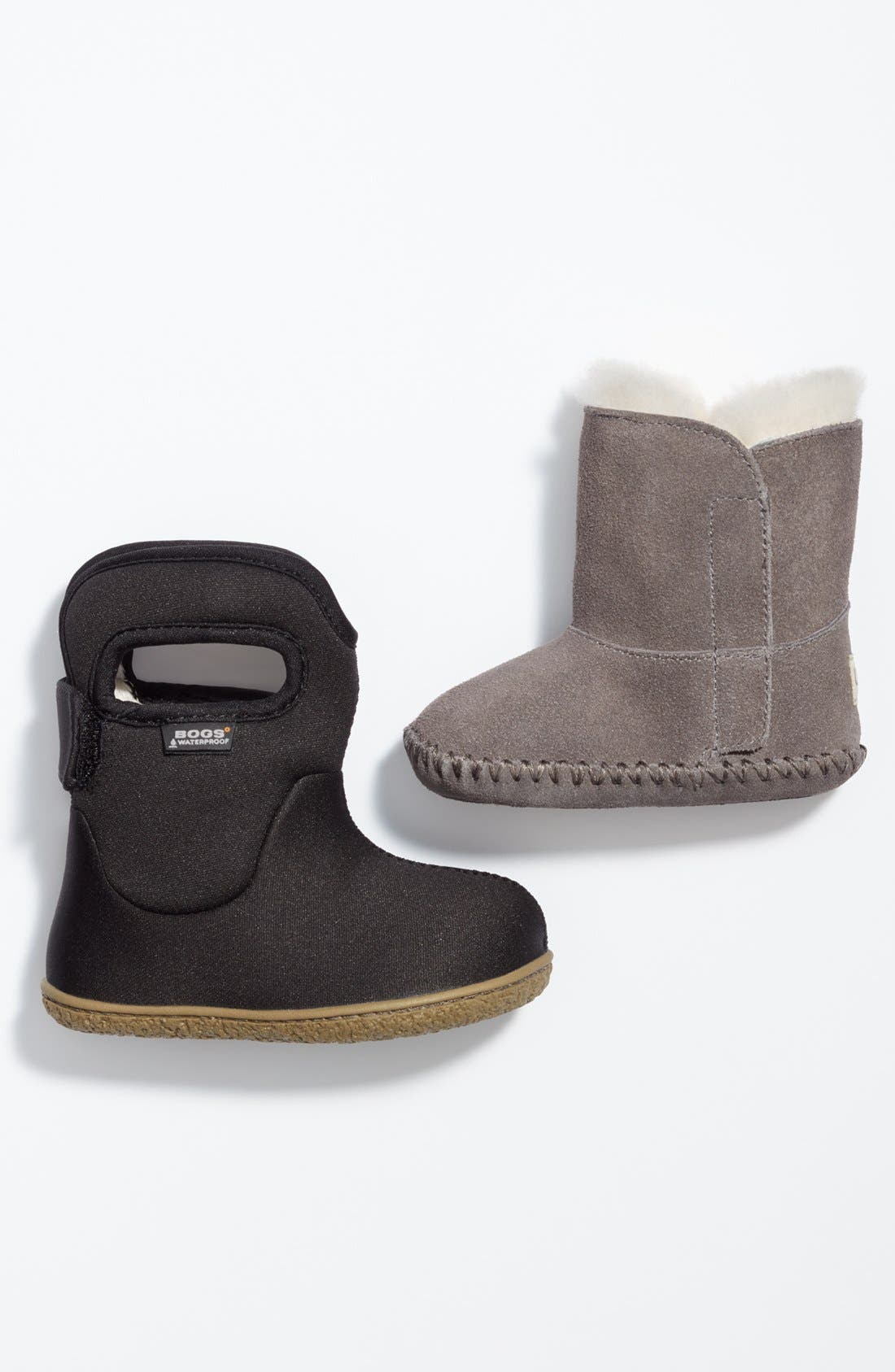 Alternate Image 7  - UGG® Caden Boot (Baby & Walker)