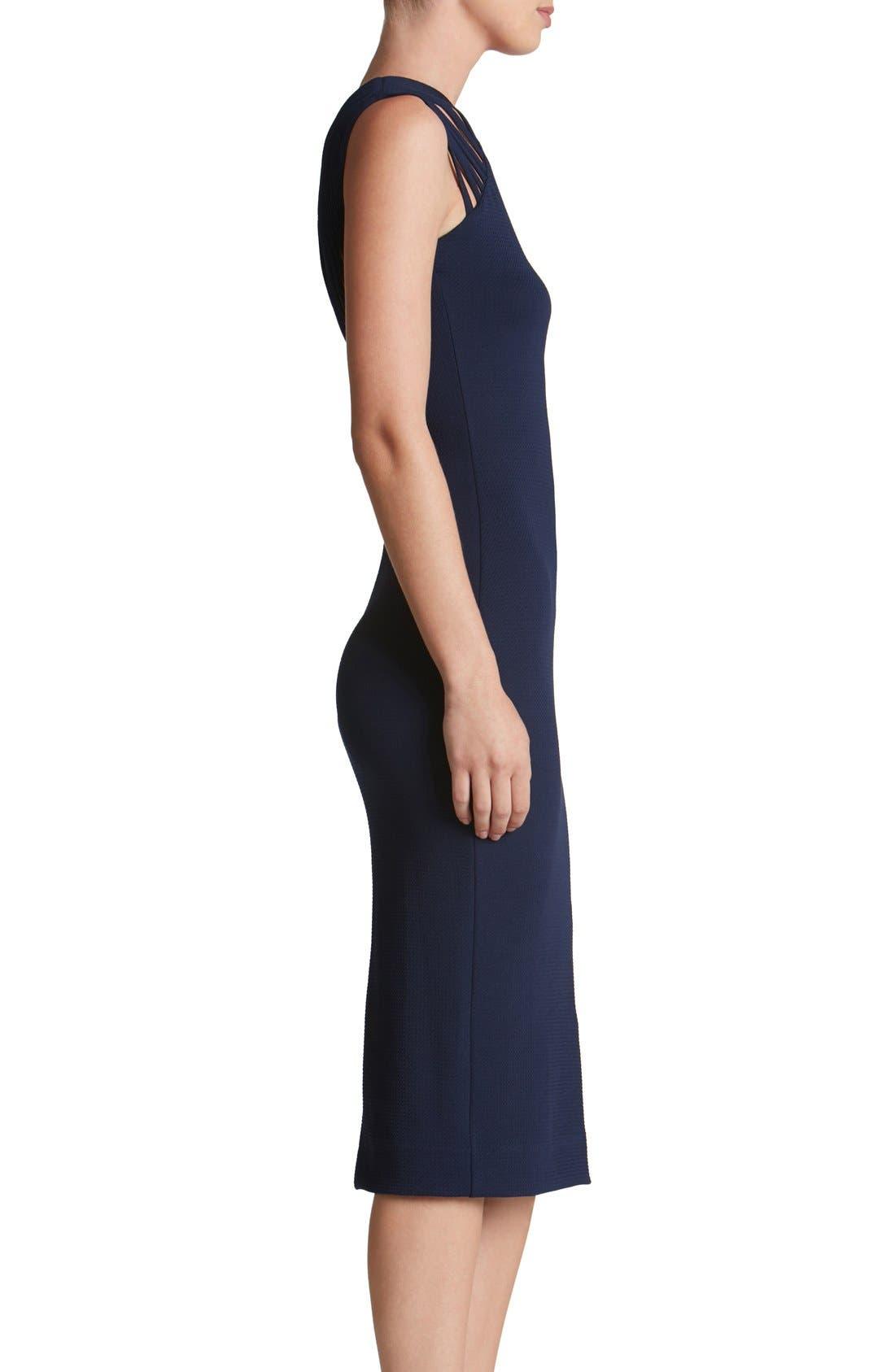 Alternate Image 3  - Dress the Population Gwen Midi Dress