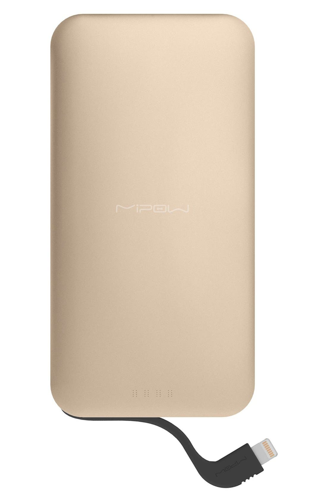 Alternate Image 1 Selected - Mipow 'Power Cube 5000' Smartphone Battery Pack