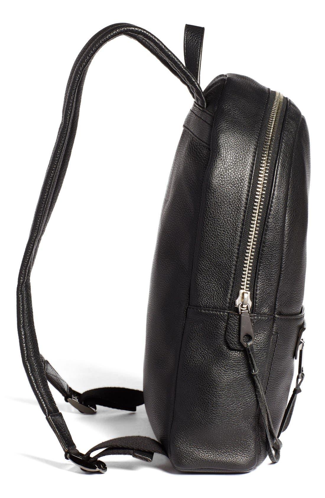 Alternate Image 5  - Rebecca Minkoff 'Always On Regan' Leather Backpack