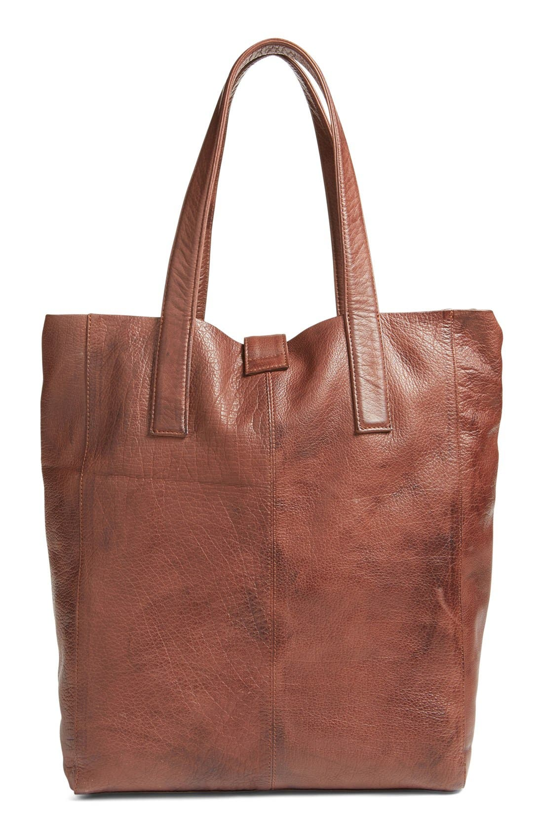Alternate Image 3  - DAY & MOOD 'Nola' Leather Tote