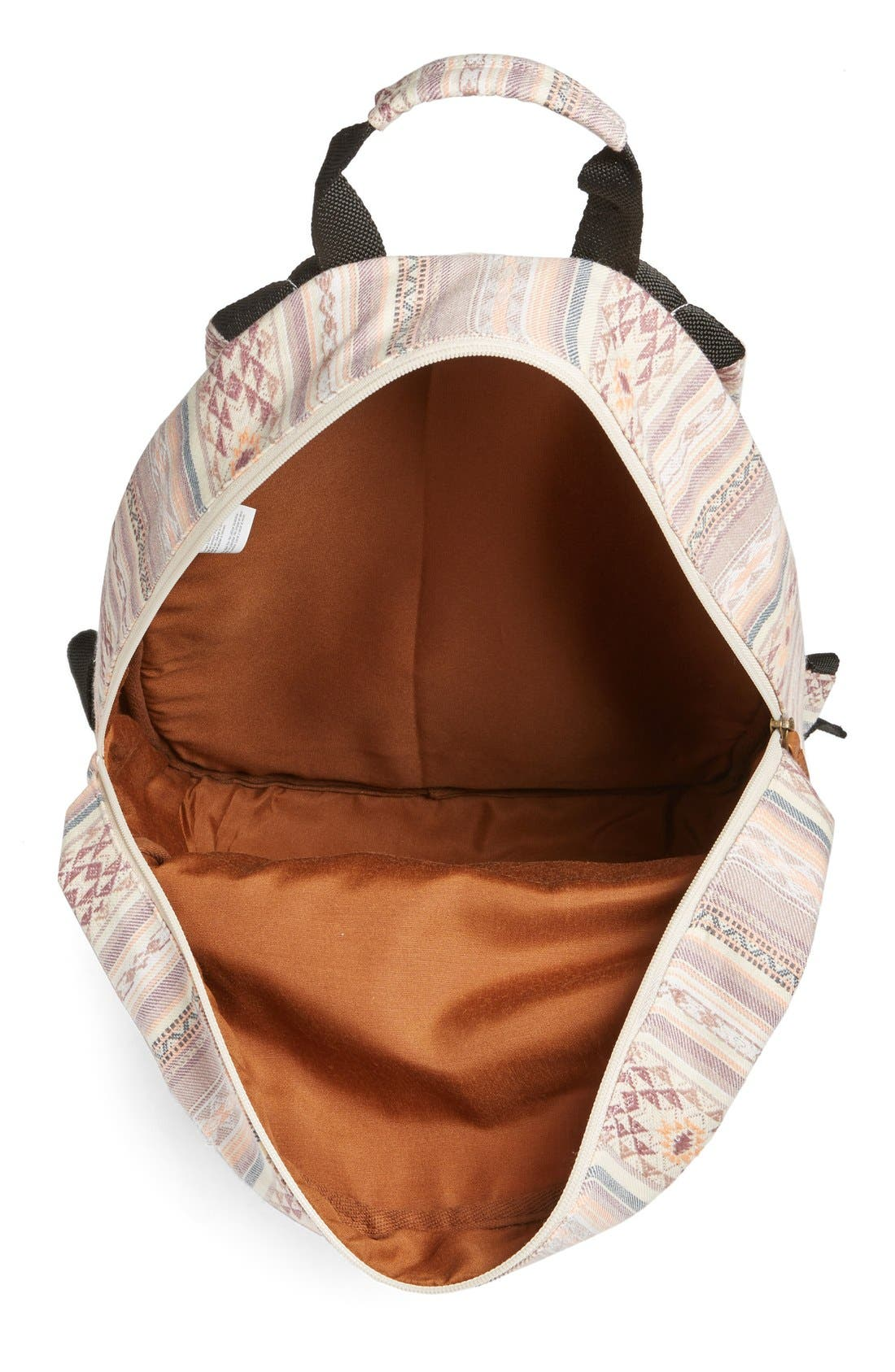 Alternate Image 4  - Rip Curl 'Surf Bandit' Woven Backpack