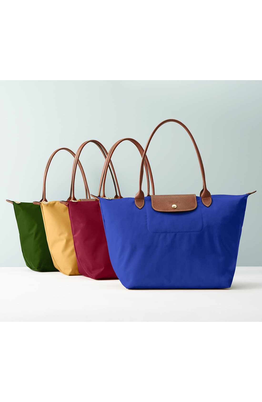 Alternate Image 8  - Longchamp 'Large Le Pliage' Tote