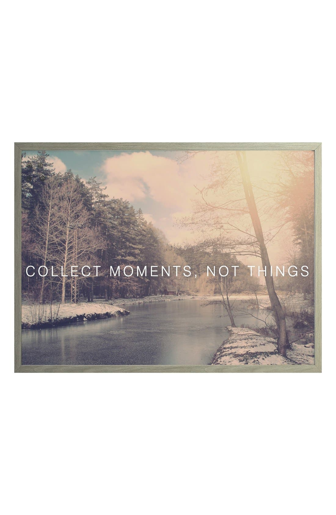 Alternate Image 1 Selected - Petal Lane 'Collect Moments' Magnet Board