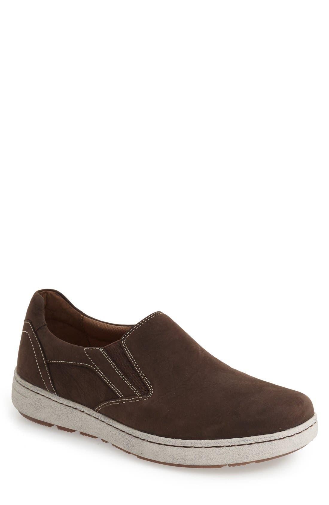 Dansko 'Viktor' Water Resistant Slip-On Sneaker (Men)