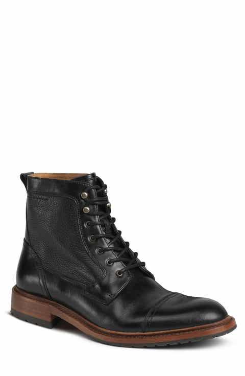 Black Mens Boots Nordstrom