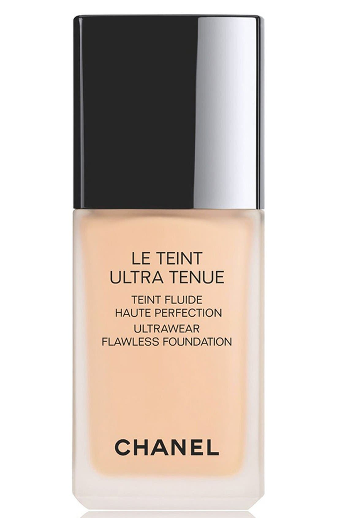 CHANEL LE TEINT ULTRA TENUE 