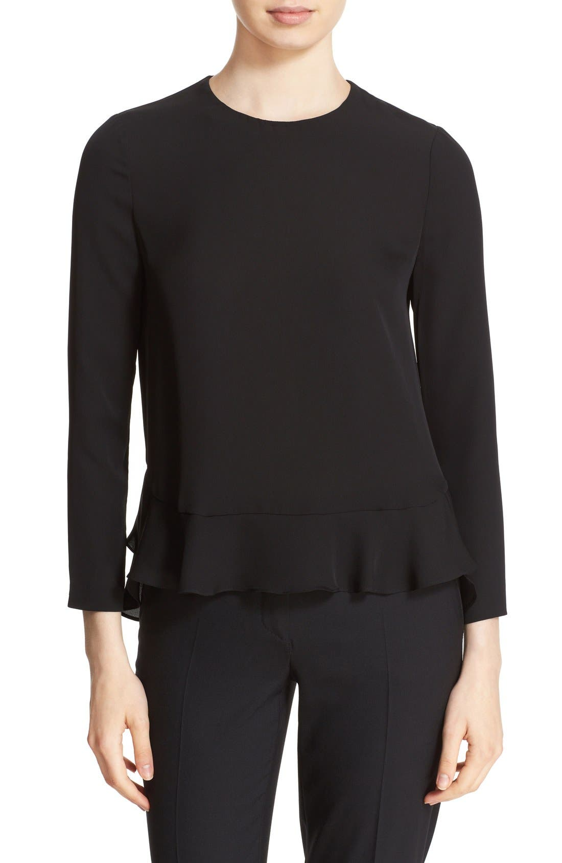 Alternate Image 1 Selected - Diane von Furstenberg 'Galia' Blouse