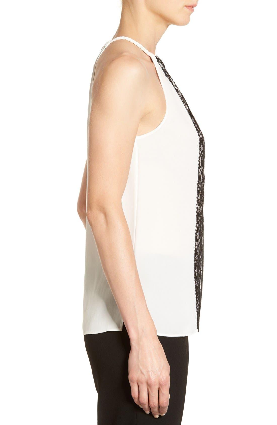 Alternate Image 3  - Kobi Halperin 'Jolie' Embellished Silk Halter Blouse
