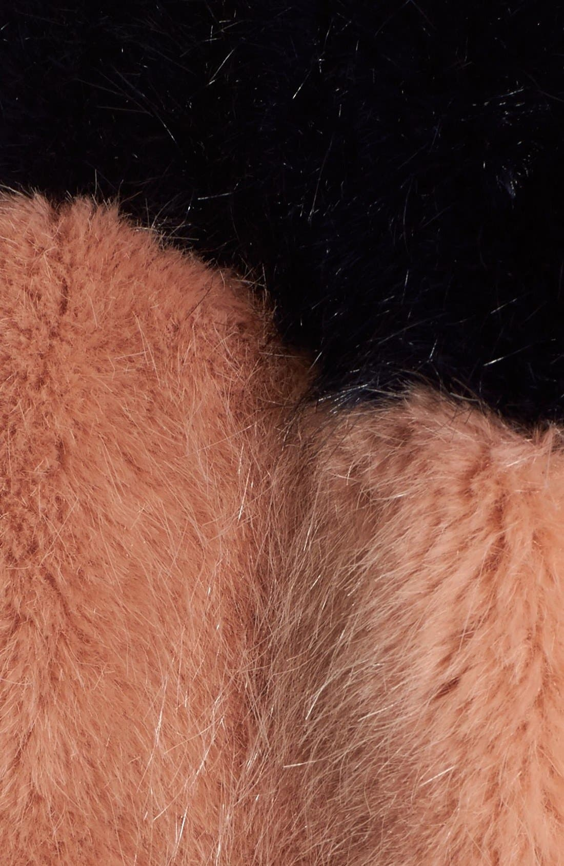 Alternate Image 3  - Halogen® Faux Fur Stole