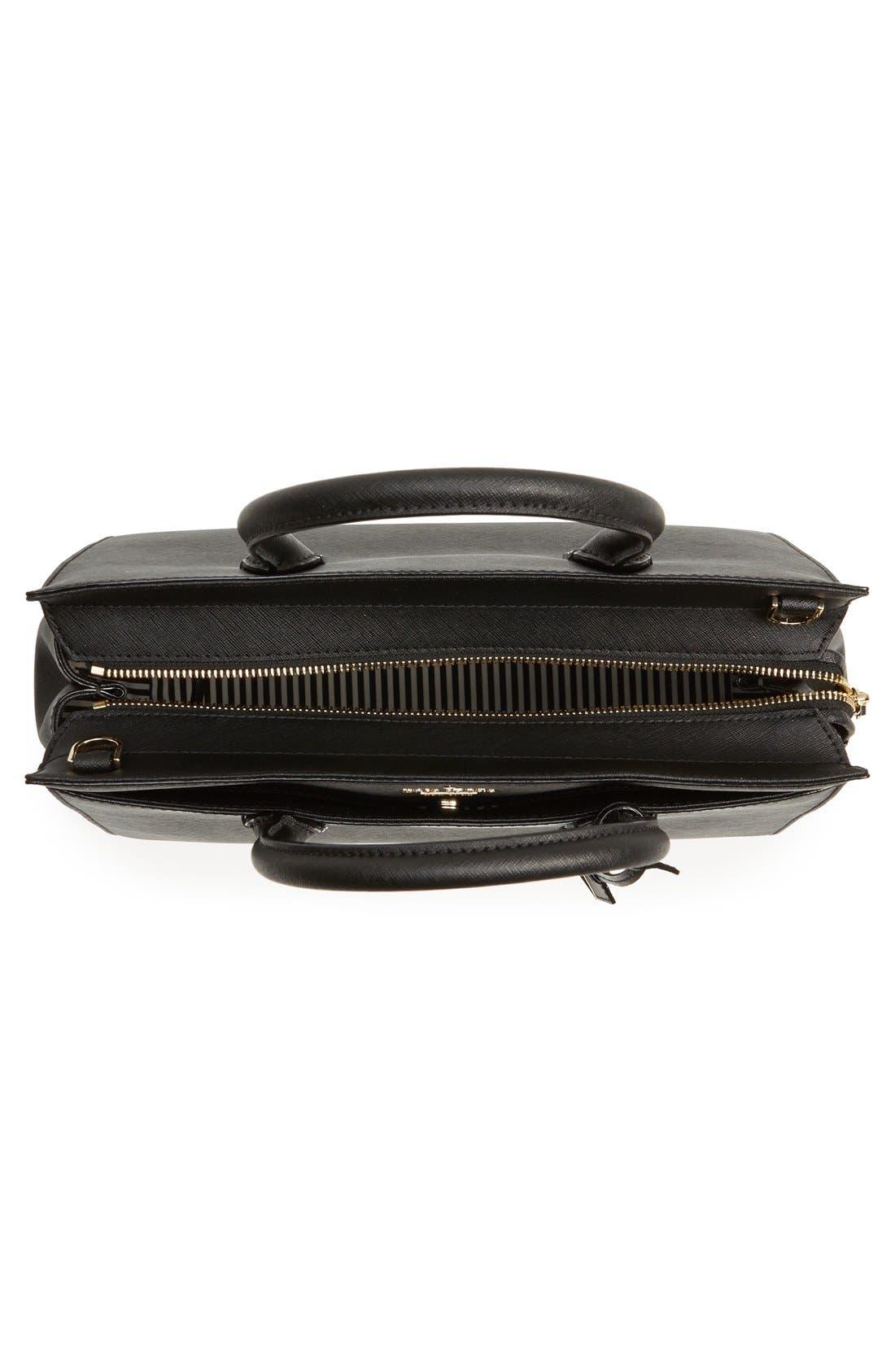 Alternate Image 5  - kate spade new york cameron street - candace leather satchel