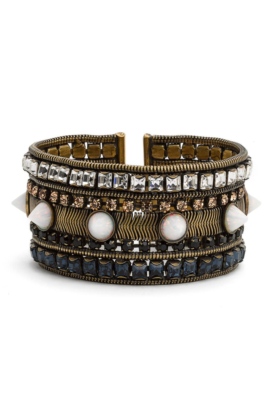 Main Image - Lionette by Noa Sade 'Miles' Spike Cuff