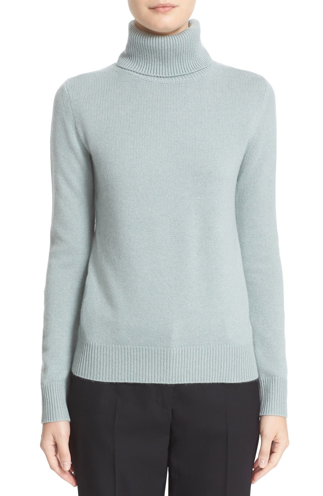 CHLOÉ Knit Turtleneck Cashmere Sweater