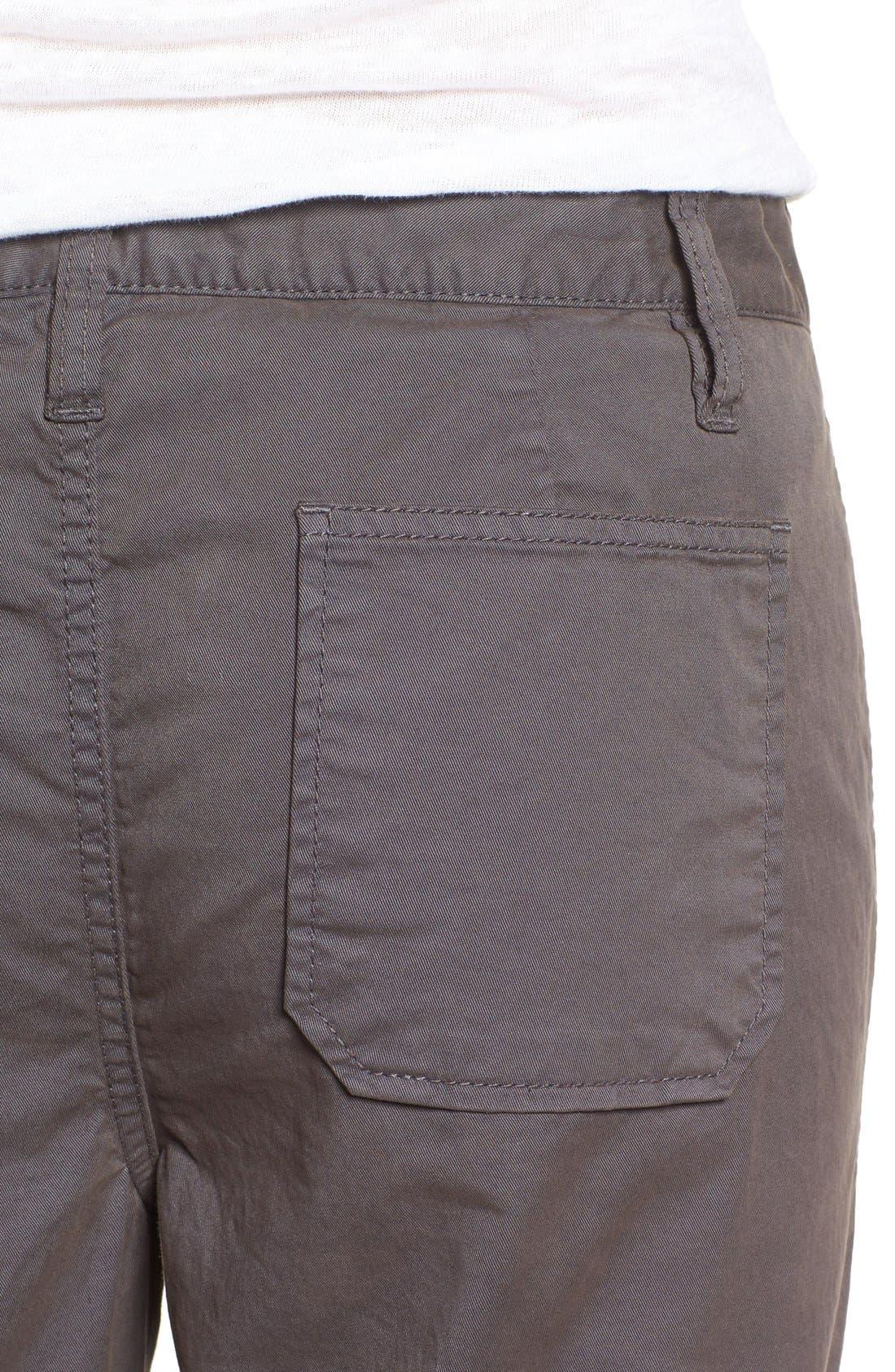 Alternate Image 4  - Treasure&Bond Cargo Pants