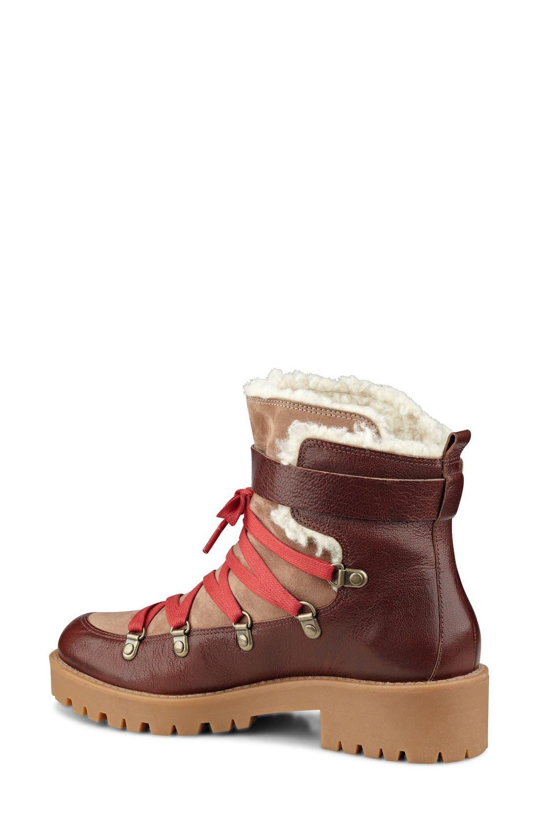 Alternate Image 2  - Nine West 'Orynne' Hiker Boot (Women)