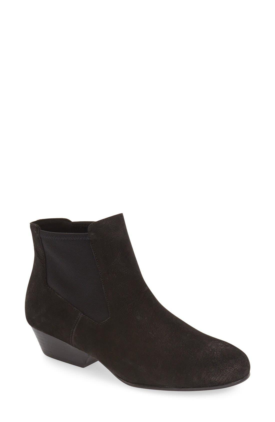 Alternate Image 1 Selected - Eileen Fisher 'Knack' Chelsea Boot (Women)