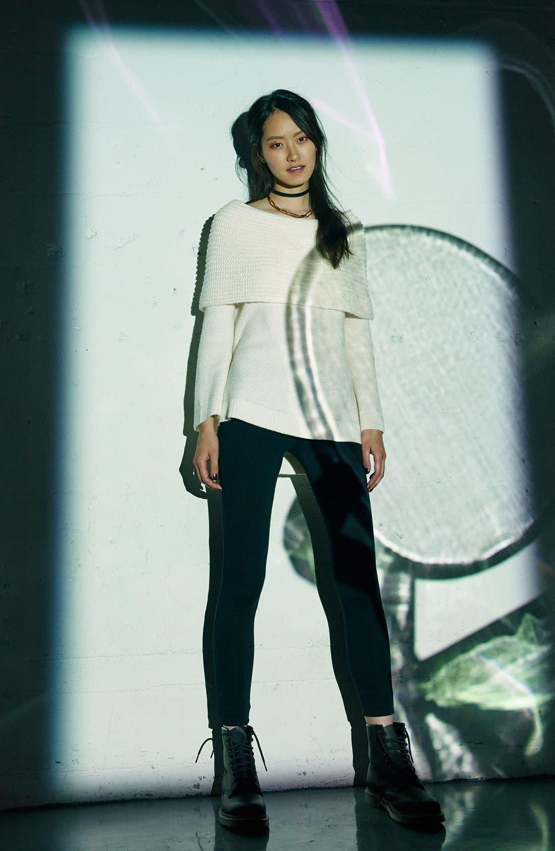 Alternate Image 5  - BP. Essential Leggings