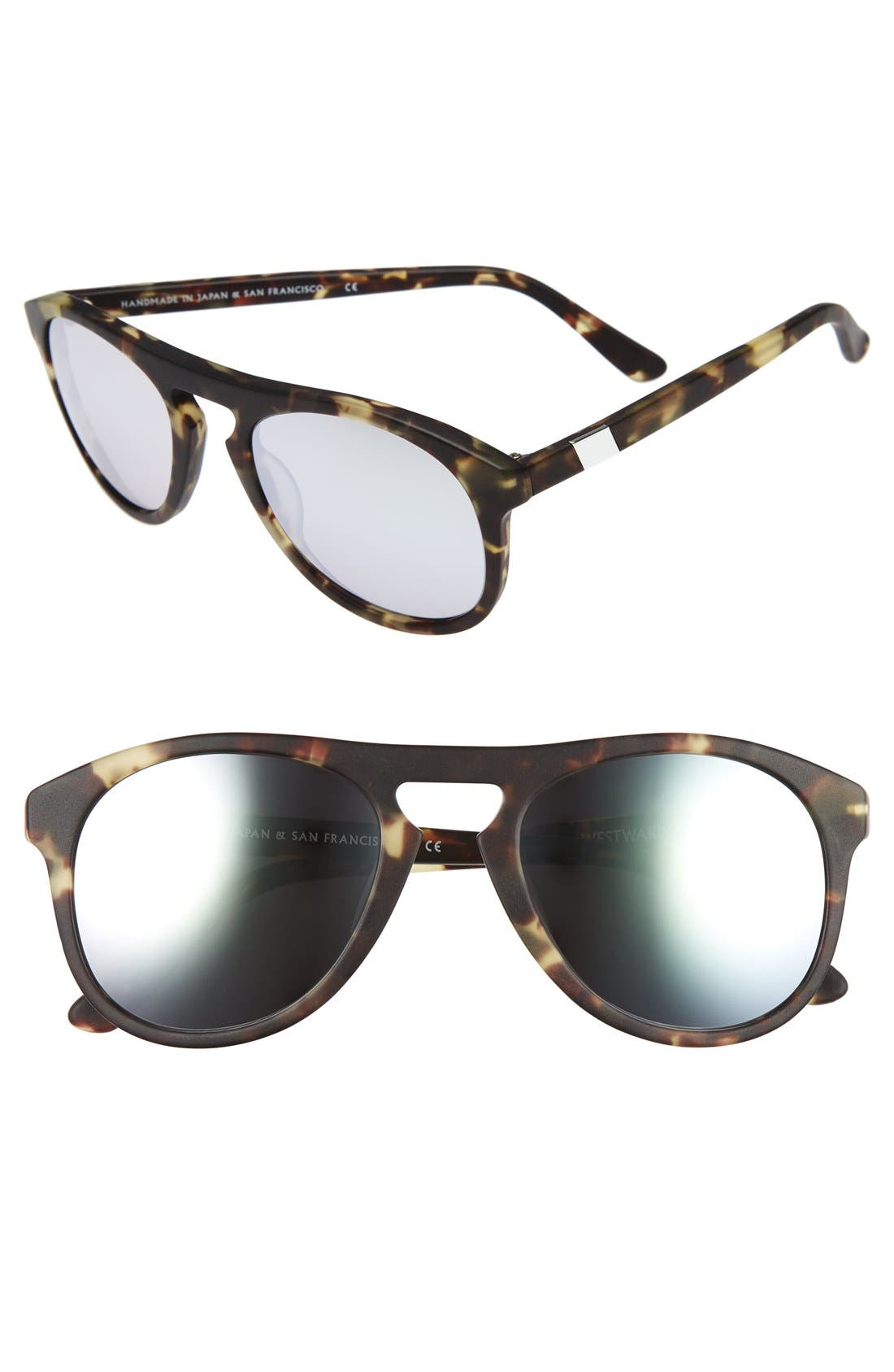 Westward Leaning 'Galileo' 53mm Sunglasses