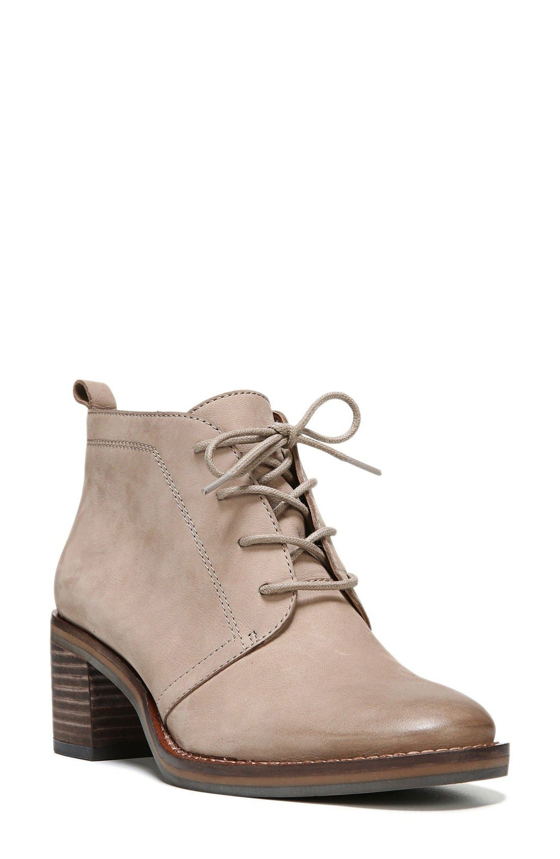 Alternate Image 1 Selected - SARTO by Franco Sarto 'Bethea' Lace-Up Bootie (Women)