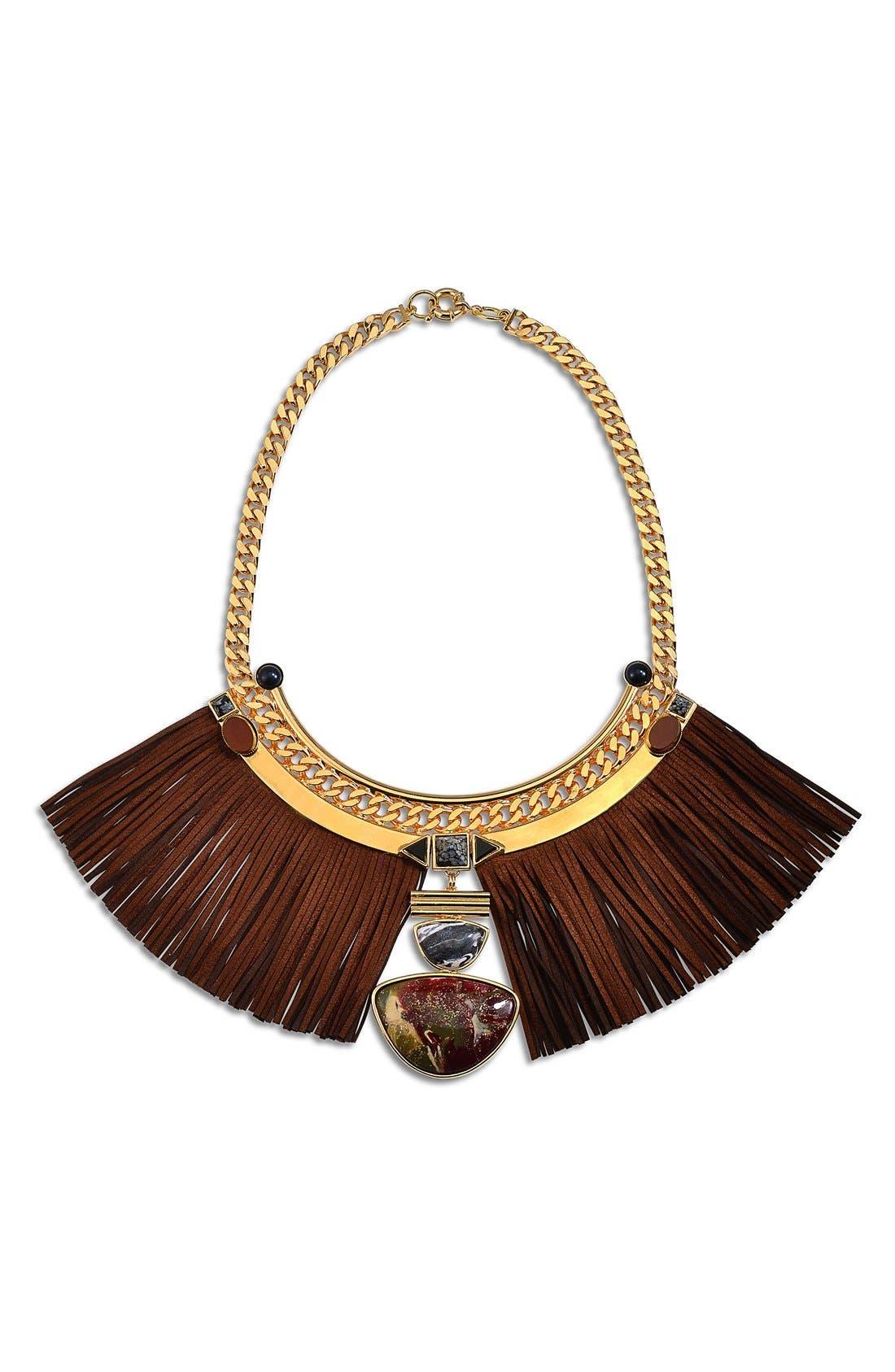 Main Image - Natalie Waldman Hula Collar Necklace