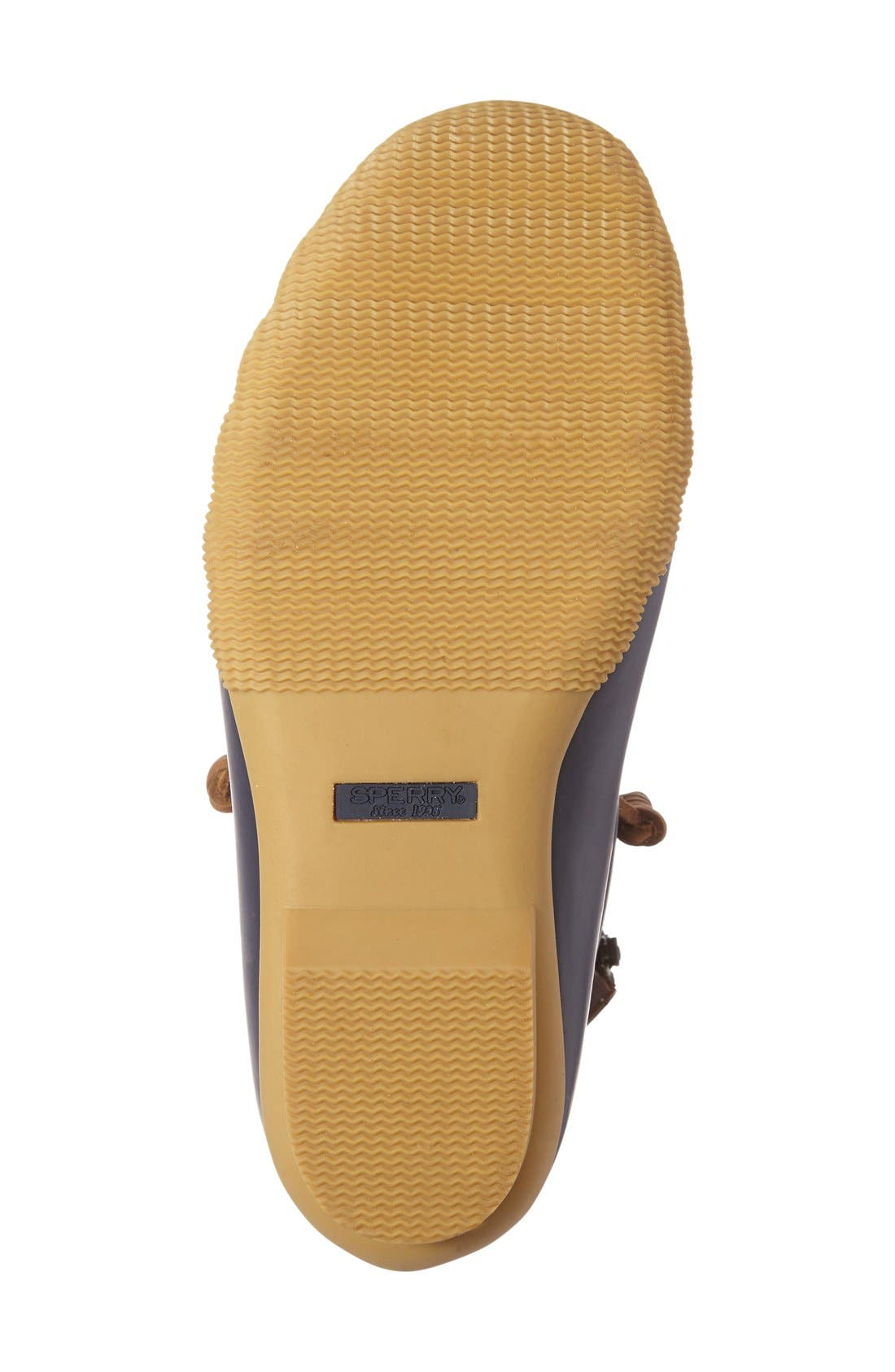 Alternate Image 4  - Sperry 'Saltwater' Waterproof Rain Boot (Women)