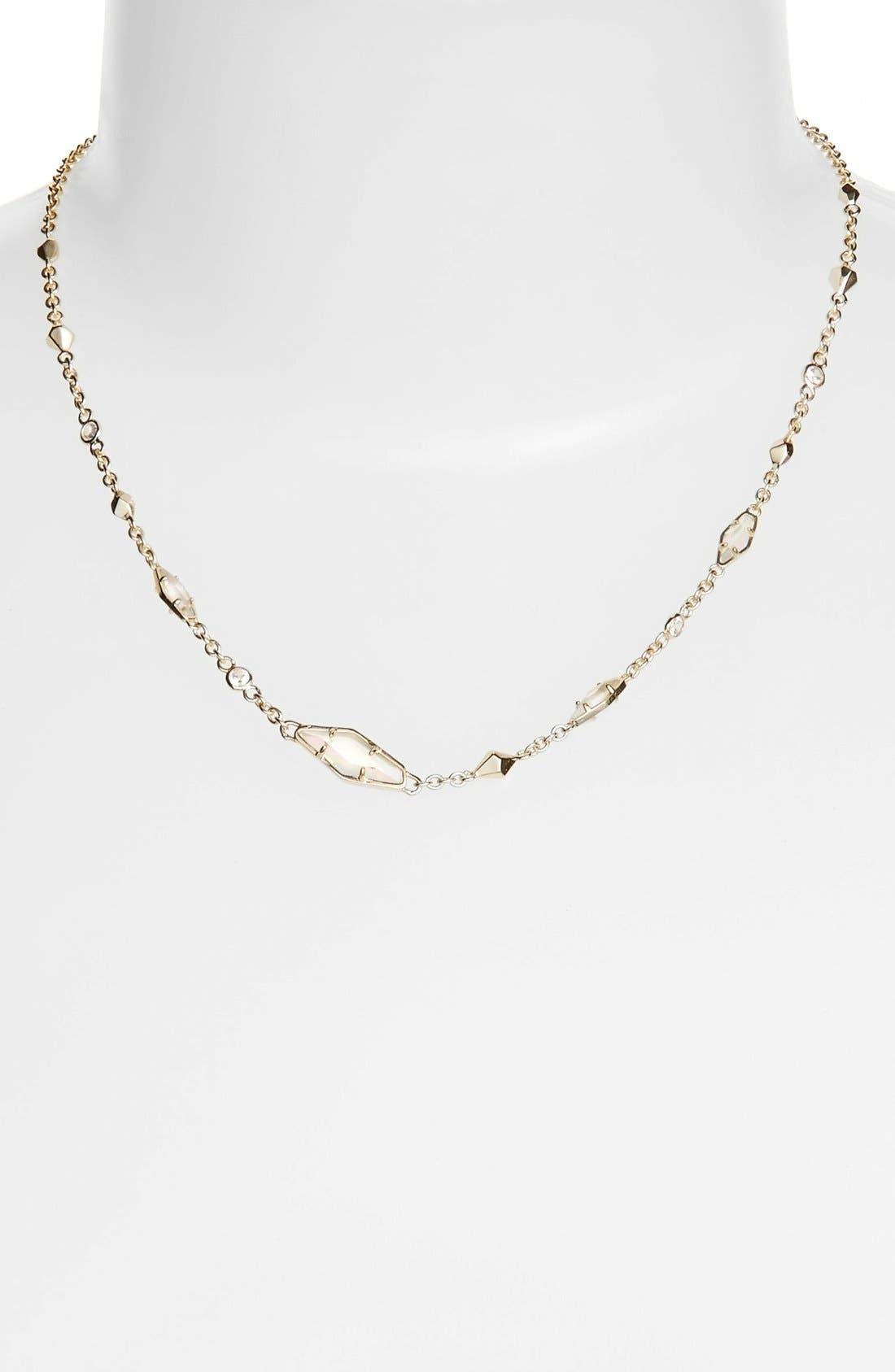 Kendra Scott 'Debra' Jewel Necklace
