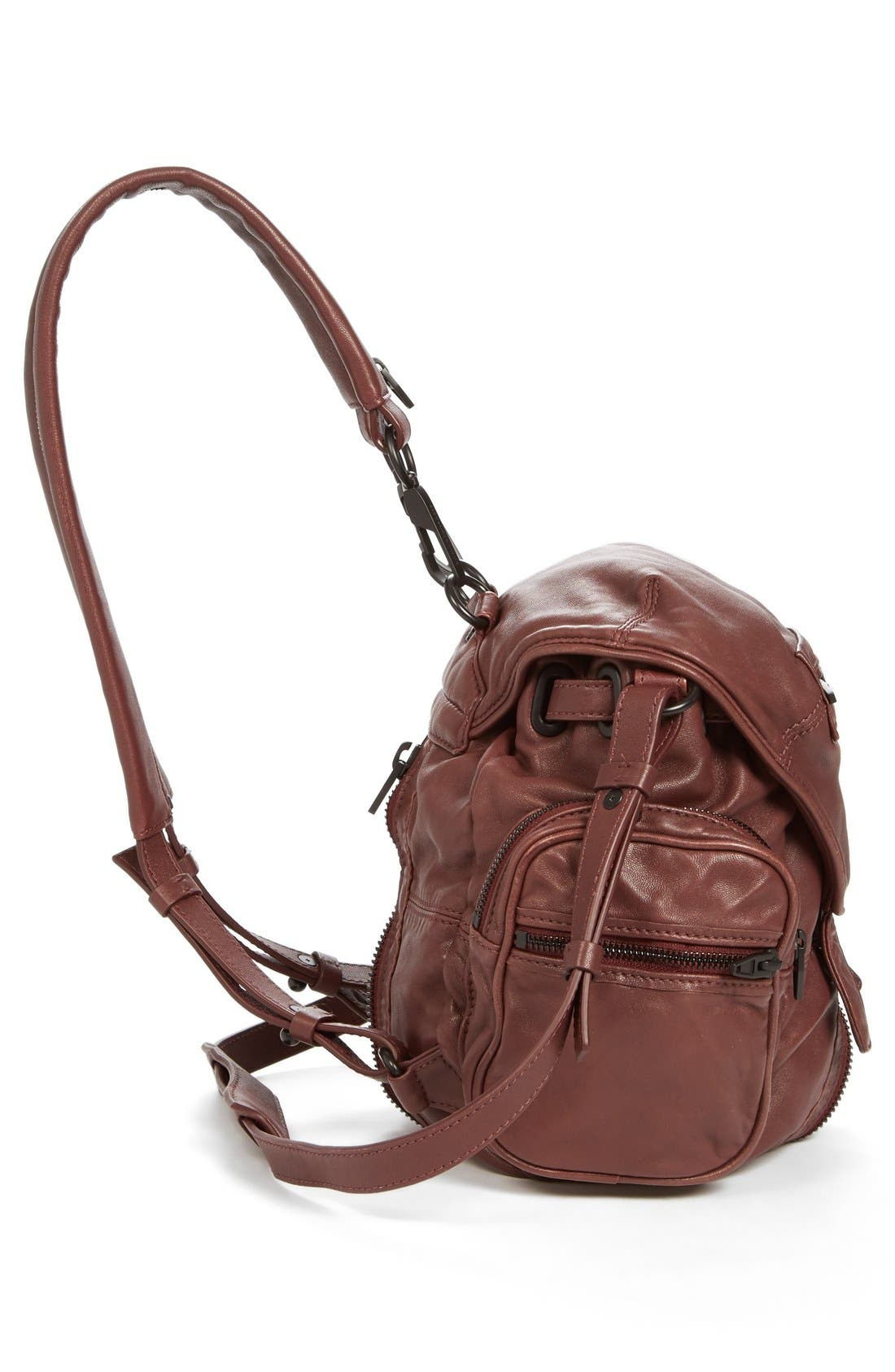 Alternate Image 5  - Alexander Wang 'Mini Marti' Leather Backpack