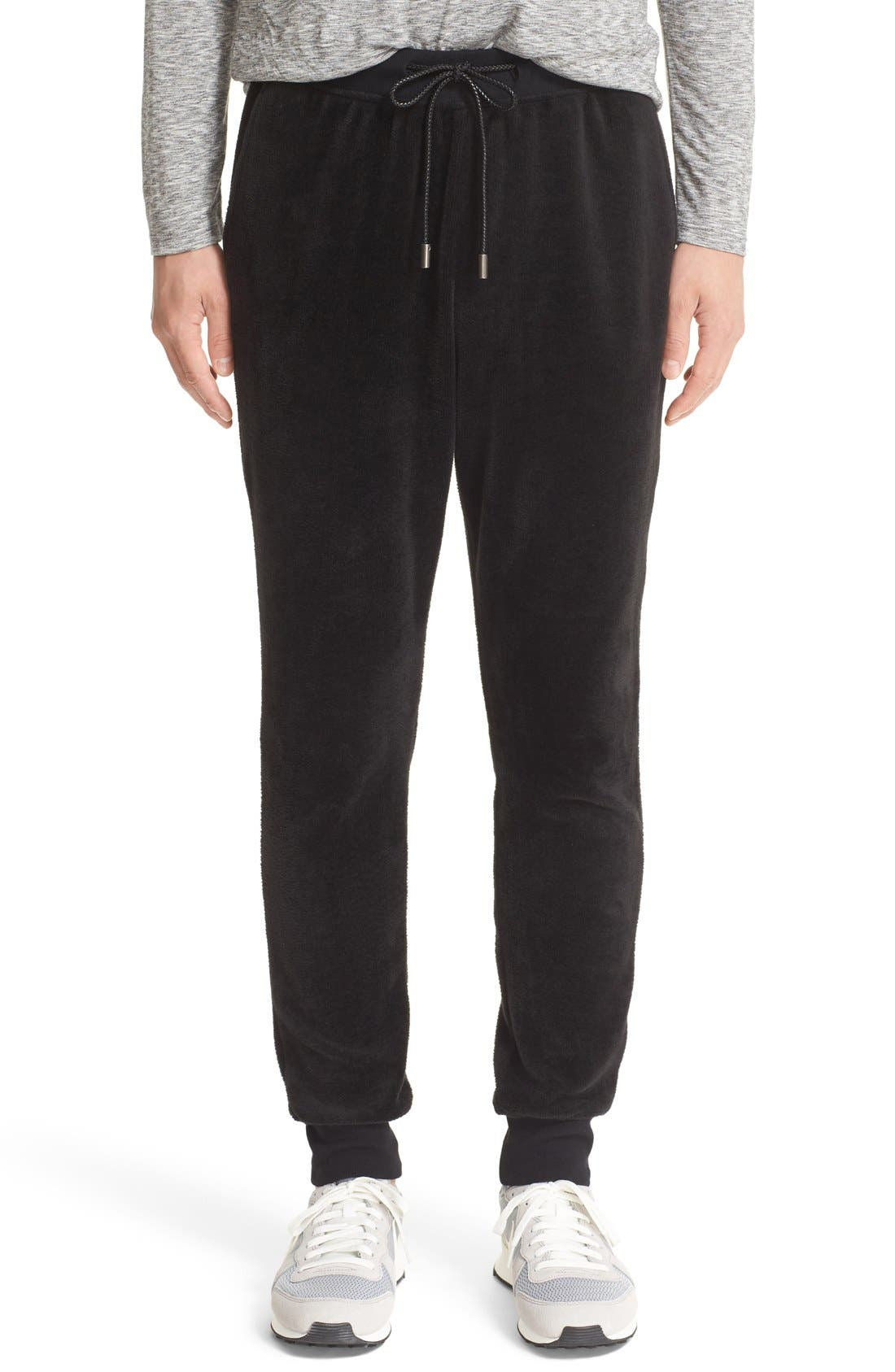 ATM ANTHONY THOMAS MELILLO Velour Jogger Pants