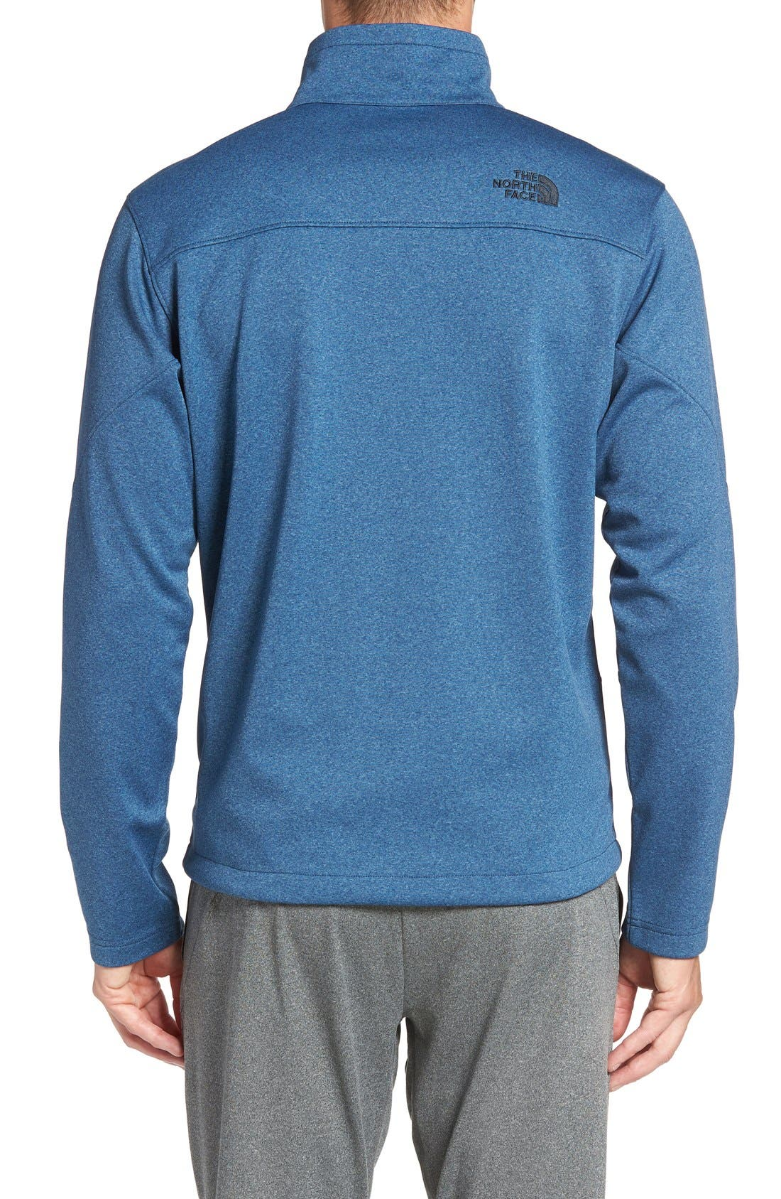 Alternate Image 2  - The North Face 'Canyonwall' Fleece Jacket