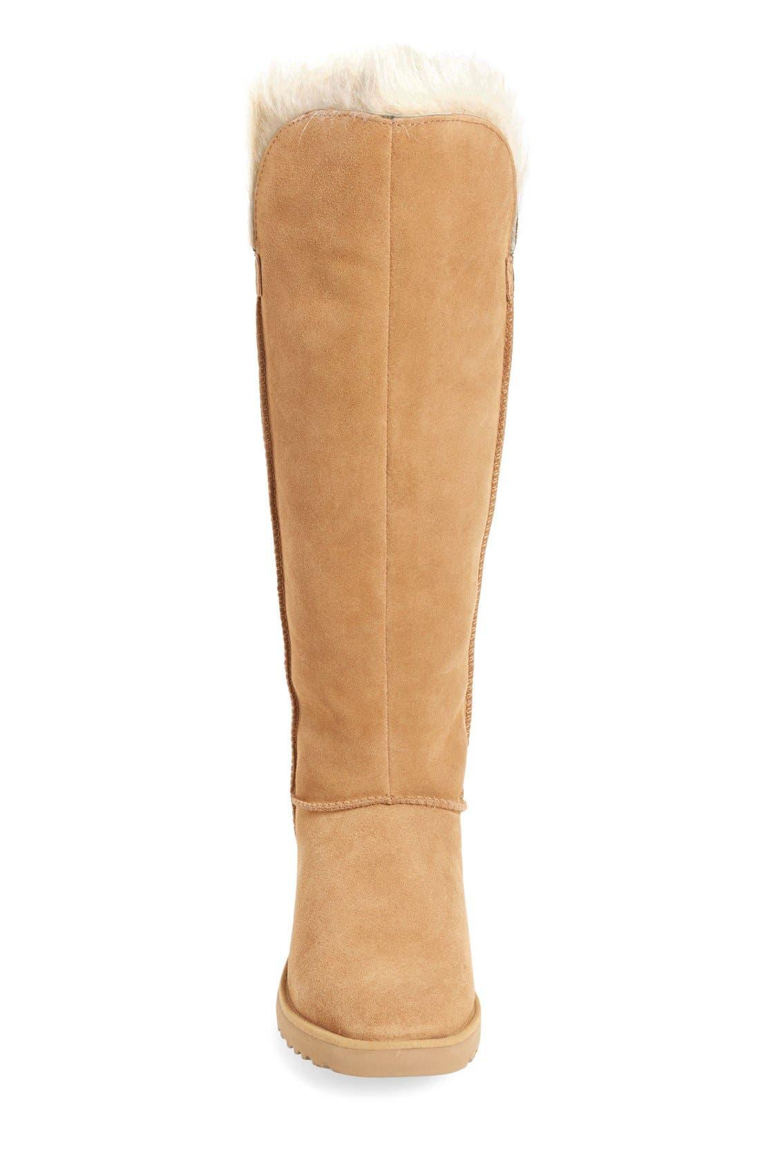 Alternate Image 3  - UGG® 'Rosalind' Tall Boot (Women)