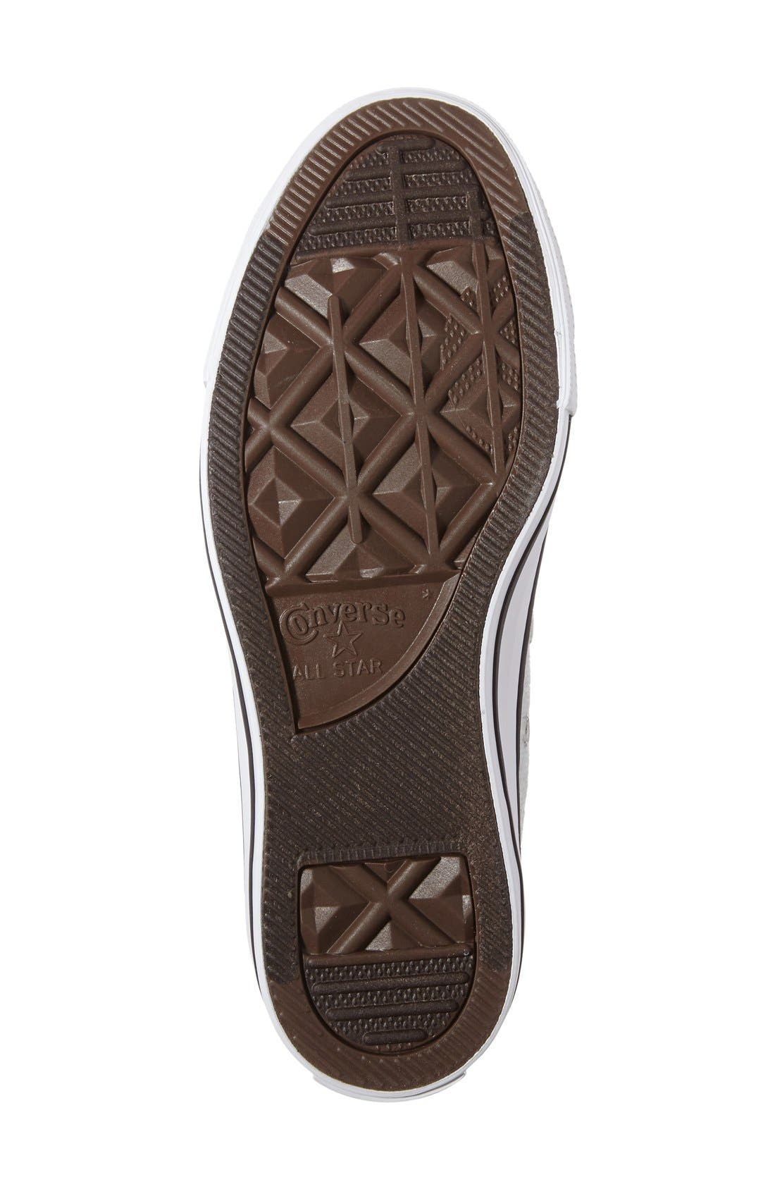 Alternate Image 4  - Converse Chuck Taylor® All Star® Chuck Ox Knit Low Top Sneaker (Women)